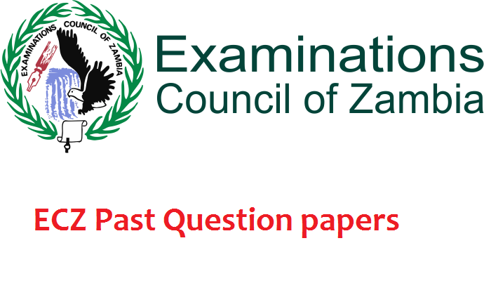 Zambia ECZ Grade 12 Past Papers PDF