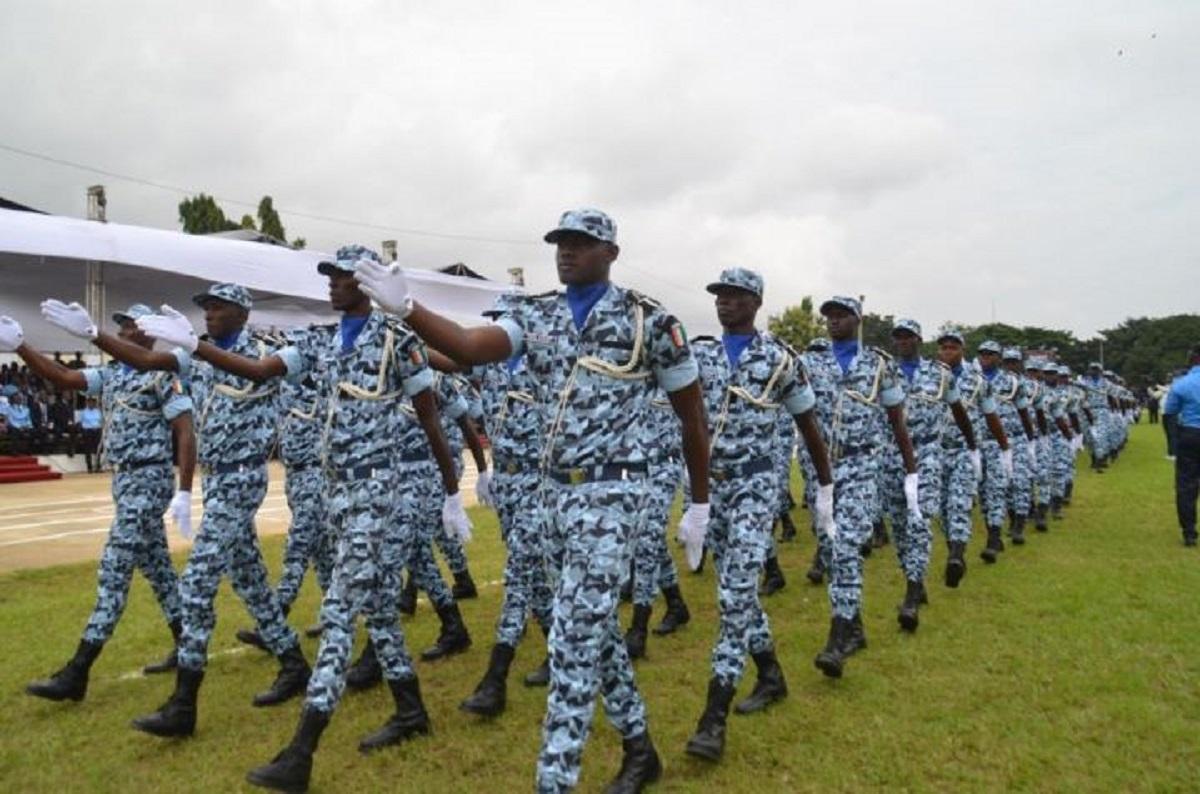 Inscription concours police Côte d'Ivoire 2021-2022